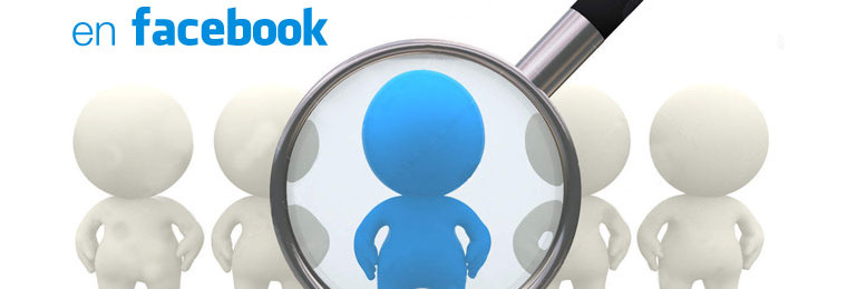 Como hacerte visible en Facebook